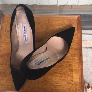 Manolo Blahnik Shoes - Manolo Blahnik gorgeous pointy toe pump